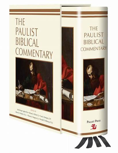 Biblical Paulist Scholarship Commentary Colloquium Ministry Press