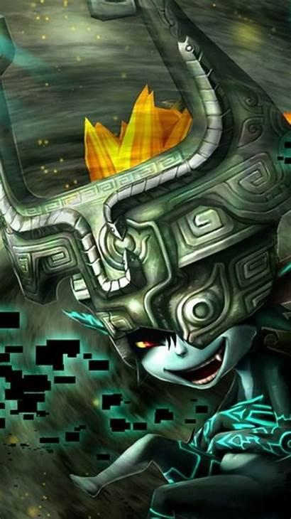 Mask Zelda Legend Majoras Wallpapers Iphone Backgrounds