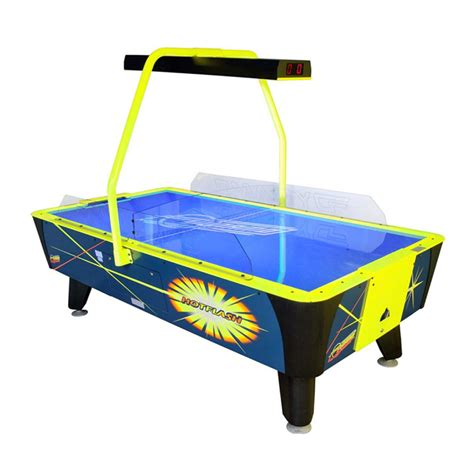 arcade quality air hockey table air hockey tables quality new used game room guys