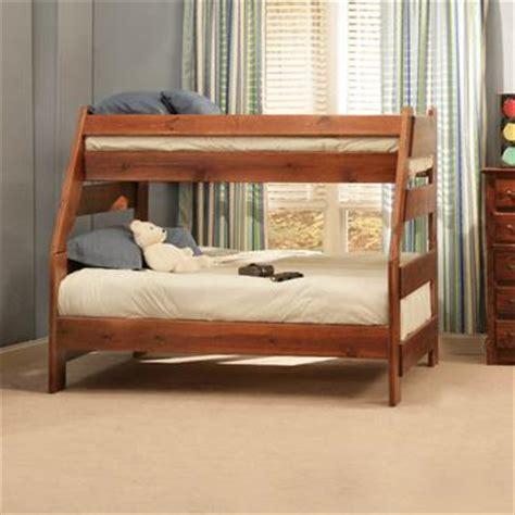 trendwood bunk beds trendwood sedona high bunk bed furniture