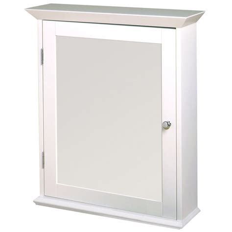 medicine cabinets with mirrors at lowes zenith 25 in white surface mount medicine cabinet lowe 39 s