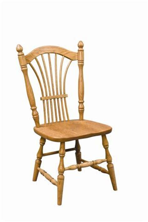wheat back dining chair from dutchcrafters amish furniture