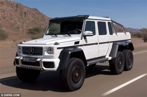 mercedes 6 wheel pickup forget your 4x4 it s time for the six by six mercedes