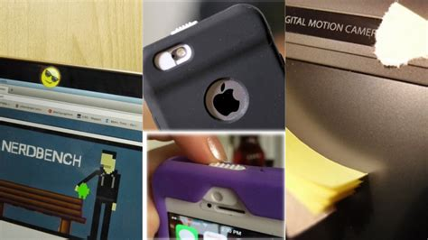 protect  mobiles laptops cameras  hackers