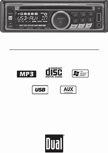 Dual Car Stereo System Xdm6350 User Guide