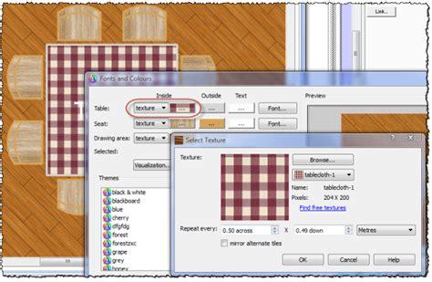 floor plan textures perfecttableplan version 5 1 1