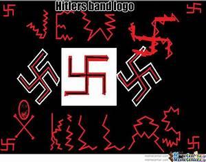 Hitlers Band Logo(Jew Killas) by gobblegobble1 - Meme Center