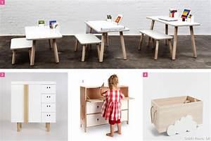 Bureau Scandinave Enfant : 53 id es de rangement pour chambre d 39 enfant maison cr ative ~ Teatrodelosmanantiales.com Idées de Décoration