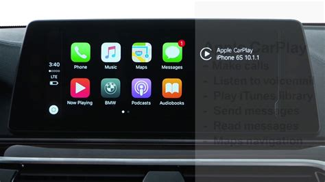 Getting Started Using Apple Carplay