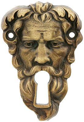 sentinel key escutcheon      house  antique hardware