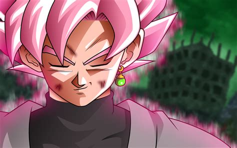 wallpapers  super saiyan rose close
