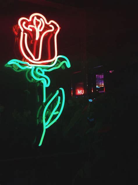 Glow Neon Aesthetic Wallpaper by steve vu ig sayonarasteve wallpaper neon signs