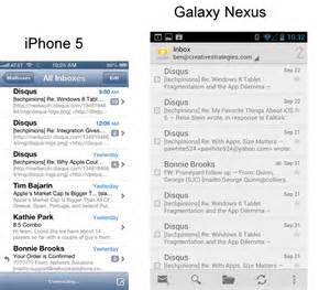 iphone 5s messages apple s 4 inch iphone 5 vs android 4 inch plus devices