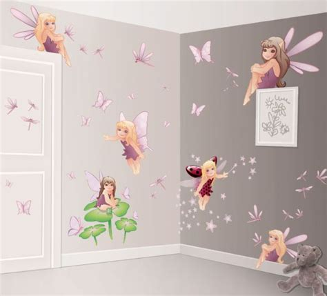 stickers deco chambre fille stickers chambre bebe fille papillon
