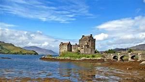 Eilean Donan Castle Scotland | Scottish Castles - YouTube