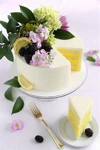 Celebrate Like a Royal: Lemon Elderflower Cake Recipe HGTV
