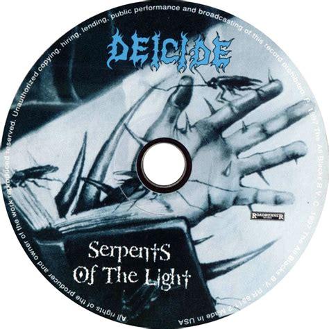 The Serpent Of Light by Car 225 Tula Cd De Deicide Serpents Of The Light Portada