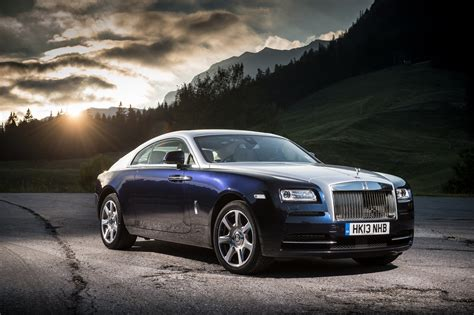 2018 Rolls Royce Wraith Review Ratings Specs Prices