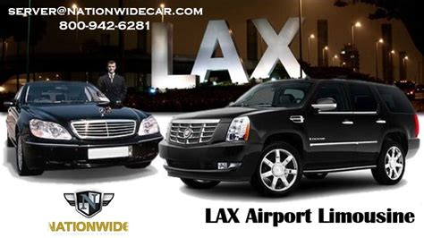 Lax Limousine Service by Whatever Airport You Re Flying Out Of Choose The Best