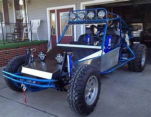 Dune Buggy Frame Diagrams