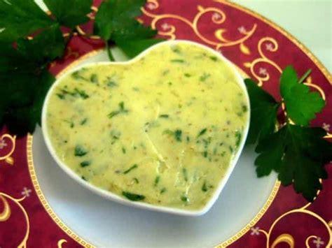 beurre cuisine beurre aux herbes la vraie recette la bonne cuisine