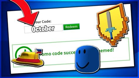 october   expired roblox promo codes proof