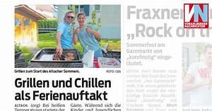 Grillen Und Chillen : grillen und chillen als ferienauftakt vn heimat ~ Orissabook.com Haus und Dekorationen