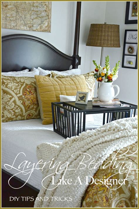 38187 lovely how to make your bed how to layer luxury bedding like a designer luxury