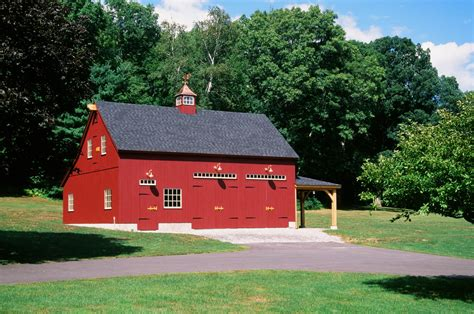 sheds garages post beam barns pavilions  ct ma