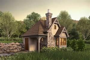 Tudor, Style, Tiny, House
