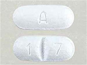 A 1 7 Pill - sertraline 50 mg