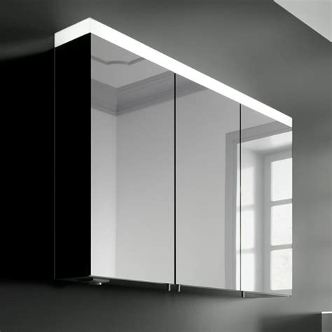 Mirrored Bathroom Cabinets by Bathroom Cabinets Also Available With Mirrors Lights