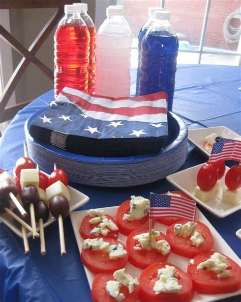 4th of july appetizers easy easy 4th july appetizers recipes pinterest