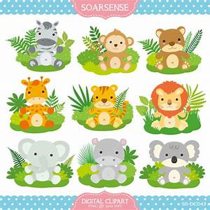 Safari cliparts
