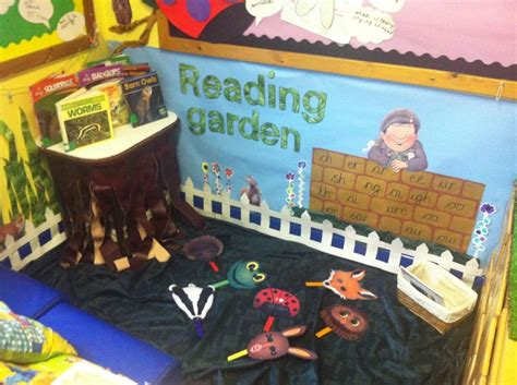 Best 25+ Reading Garden Classroom Ideas On Pinterest  Reading Garden, Reading Areas And Book