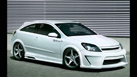 opel astra h tuning tuning opel quot vauxhall quot astra h
