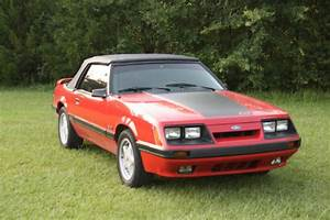 1985 Mustang GT Convertible 5 Speed - Classic Ford Mustang 1985 for sale