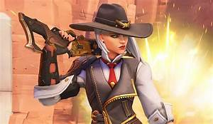 Overwatch Update Adds Ashe Rebalances Mercy And Other