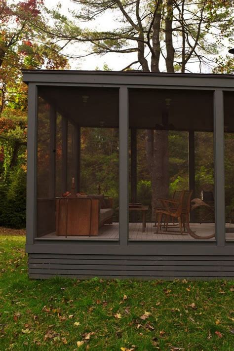 this look the screened porch gardenista