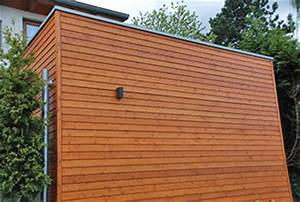 Fassade Mit Lärchenholz Verkleiden : vorgeh ngte holzfassade eine selbstbau anleitung ~ Lizthompson.info Haus und Dekorationen