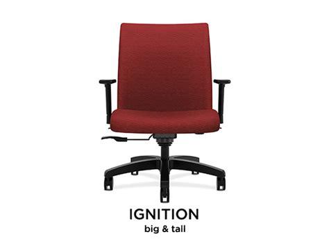 hon ignition fabric task chair big arizona office