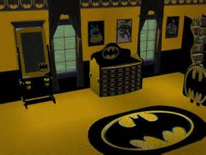 Mod The Sims   Batman Child's room (requested by evil tennyo)