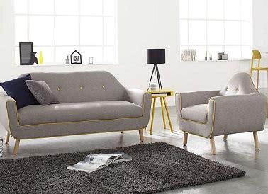 canapé moderne design canapé confort et moderne dans salon achat design