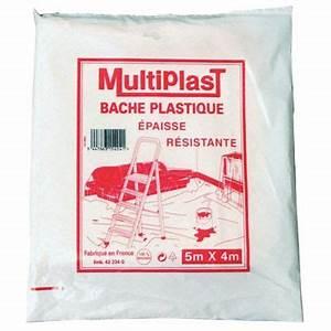 Bache De Protection Castorama : b che de protection multiplast paisse 4 x 5 m castorama ~ Melissatoandfro.com Idées de Décoration