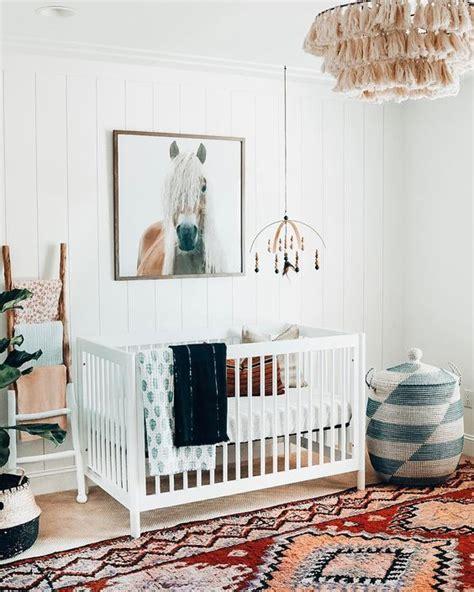 Baby Girl Nursery Inspiration
