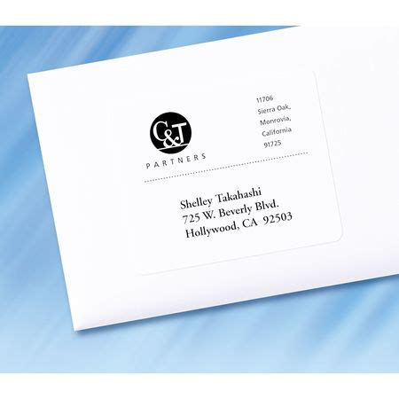 Avery Shipping Label Template 5164 by Avery Avery Shipping Label For Laser Printers 5164 Pk100