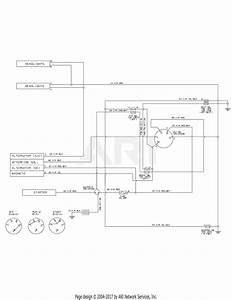 Troy Bilt 13am77ks011 Pony  2014  Parts Diagram For Wiring