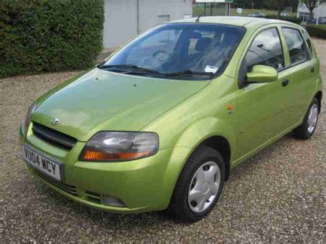 Daewoo 2004 Kalos Se 1.2 5dr Hatch 1 Years Mot. Car For Sale