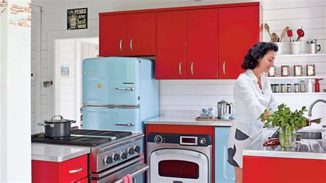 Using Color In The Kitchen-coastal Living