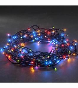 Guirlande Lumineuse Led Exterieur : decoration noel ext rieur guirlande lumineuse 180 diodes ~ Melissatoandfro.com Idées de Décoration
